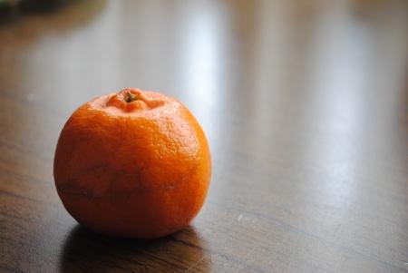 mandarina: Solo una Mandarina