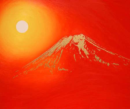 vermilion: Mt.Fuji