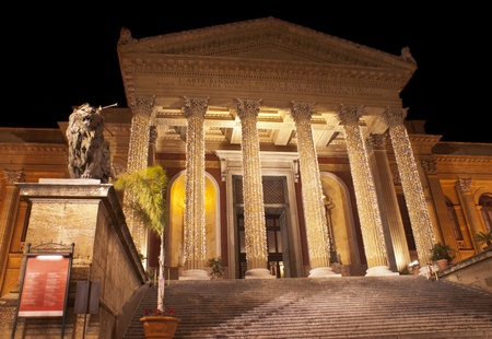 massimo: The Teatro Massimo Vittorio Emanuele is an opera house and opera company located on the Piazza Verdi in Palermo, Sicily. It was dedicated to King Victor Emanuel II. It is the biggest in Italy, and one of the largest of Europe,renowned for its perfect acou