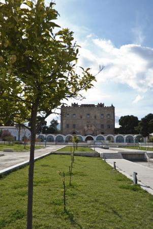 Zisa Castle. Palermo- Sicily- Italy Stock Photo - 14423011