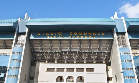 Stadio Renzo Barbera (previously and still commonly known as Stadio La Favorita) is a football stadium in Palermo, Italy