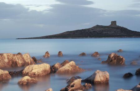island of females. isola delle femmine. Palermo, Sicily