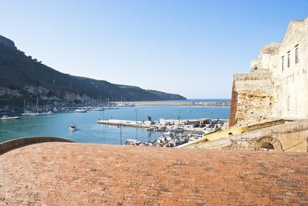 castellammare del golfo: view of Castellammare del Golfo. Sicily