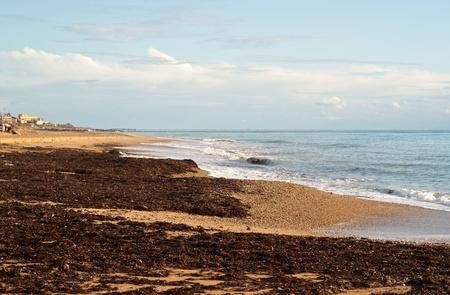 Playa de San Leone, Agrigento, Sicilia photo