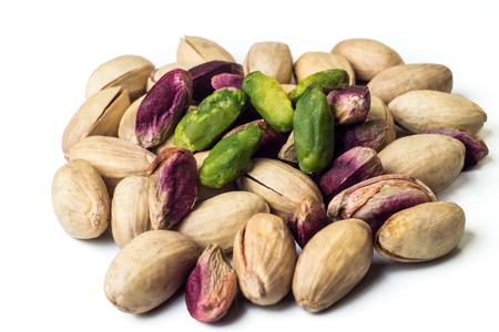 pistachios Bronte close up