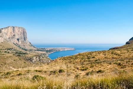 Zingaro Natural Reserve, San Vito Lo Capo, Sicily, Italy Stock Photo
