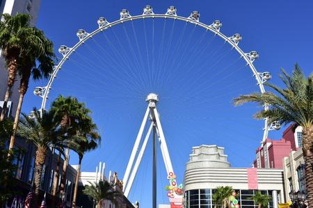 Las Vegas, Nevada - USA - June 05,2017 - High Roller Vegas