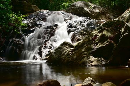 Kodiakanal Water Falls in Tamilnadu