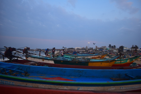 Kovalam Beach in East Coast Road Chennai