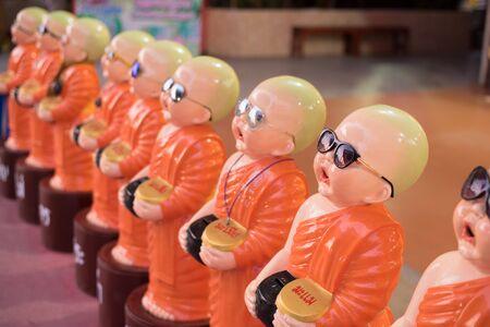 venerable: Buddhist novice