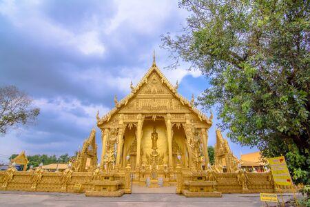 temple, thai, thailand