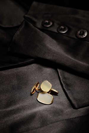 cuff link: old style man cufflinks