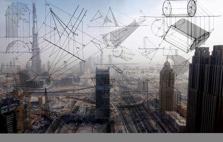 design a city - concept