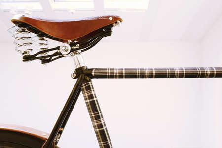 vintage look: handmade custom luxury bicycle vintage look