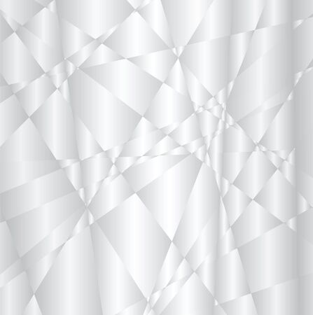 Abstract silver color Vector Background