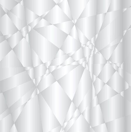 Abstracte zilveren kleur Vector Achtergrond