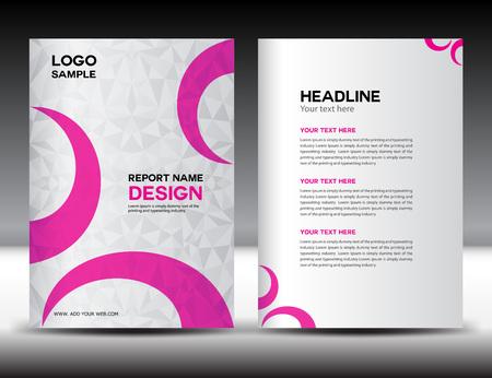 zilver Jaarverslag Vector illustratie, hoesontwerp, brochure design, template design, grafisch ontwerp, vector illustratie, verslag dekking, Abstract achtergrond, veelhoek achtergrond, cover template