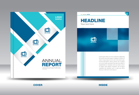 catalogs: Blue Annual report template,brochure design,cover template,fl-yer design,polygon background,portfolio,Leaflet,presentation template,book cover,booklet,catalogs,Blue background