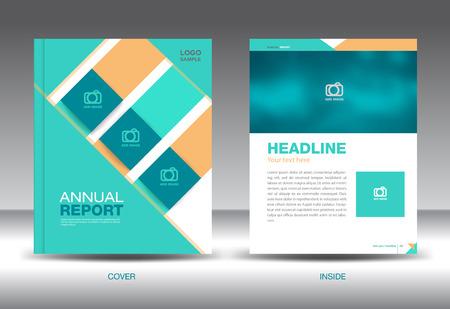Green orange Blue Annual report template,brochure design,cover template,fl-yer design,polygon background,portfolio,Leaflet,presentation template,book cover,booklet,catalogs,Green background,newsletter
