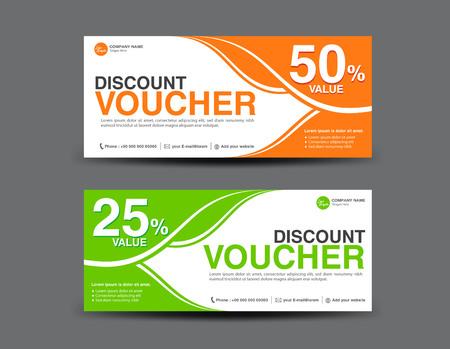 Discount voucher template coupon designticket card designgift discount voucher template coupon designticket card designgift voucher template cheaphphosting Gallery
