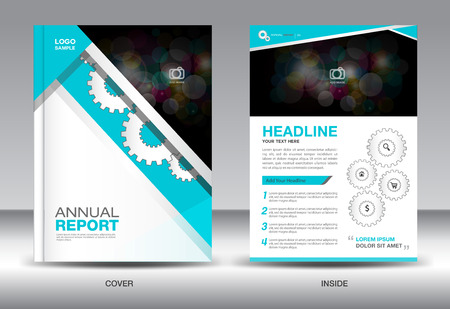 catalogs: Blue Annual report template,brochure design,cover template,fl-yer design,polygon background,portfolio,Leaflet,presentation template,book cover,booklet,catalogs