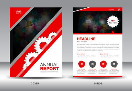 fl: Red Annual report template,brochure design,cover template,fl-yer design,polygon background,portfolio,Leaflet,presentation template,book cover,booklet,catalogs