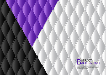 A purple abstract background vector illustration, cover template layout.