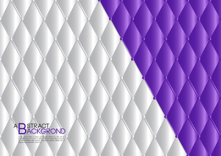 Purple abstract background vector illustration, cover template layout.