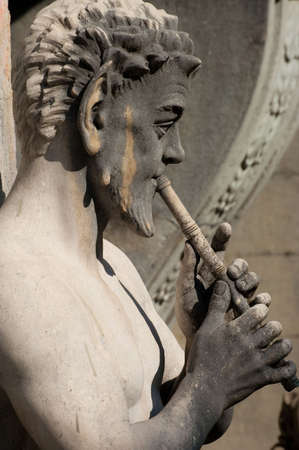 statue in massandra
