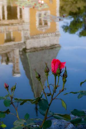 massandra palace Stock Photo