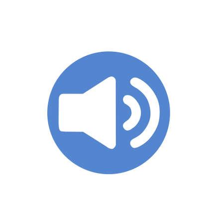 loudspeaker icon design
