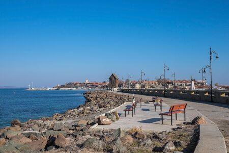 closer: Old Town Nessebar Seaside Closer