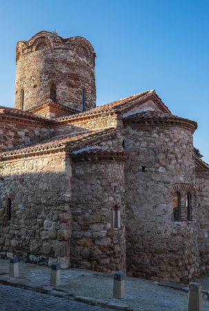 to the other side: Old Town Nessebar Other Side of Ancient Church