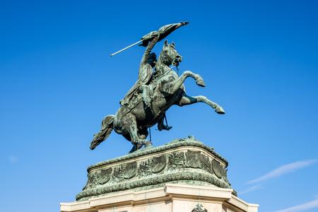 Erzherzog Karl Monument in Vienna