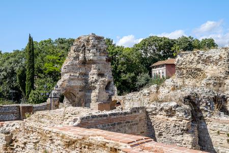 Ancient ruins in Varna 2