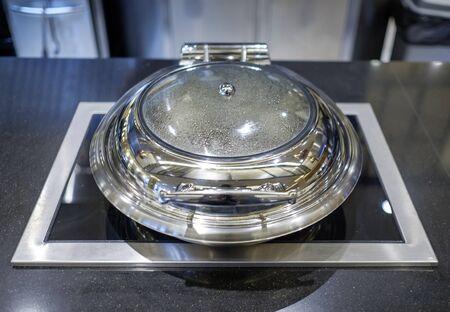 Professional metal kitchen equipment 2