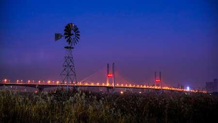 Wuhan, Hankow, Second Yangtse River Bridge