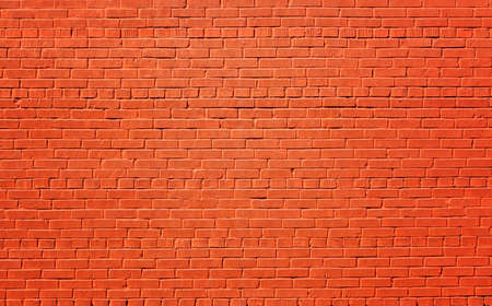 Brick wall texture background. Vintage grunge architecture or interior design abstract texture