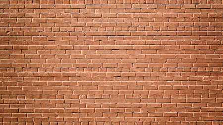 Old brick wall texture background. Vintage grunge architecture or interior design abstract texture