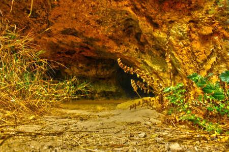 the caves of Puglia