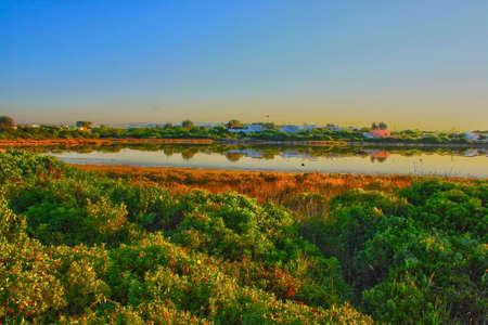 protected oasis in Puglia