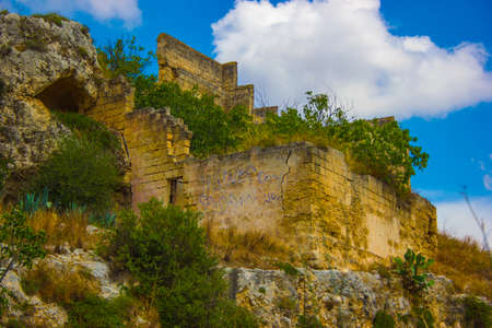 rock civilizations in Salento