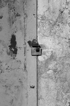 door with bolt