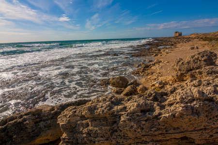 Salento coast
