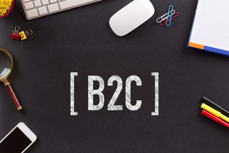 b2c: B2C CONCEPT ON BLACKBOARD
