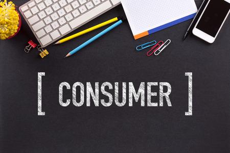 consumer: CONSUMER CONCEPT ON BLACKBOARD