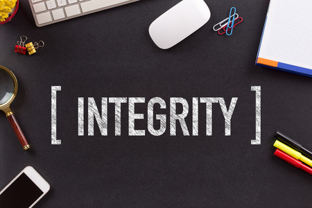 honorable: INTEGRITY CONCEPT ON BLACKBOARD