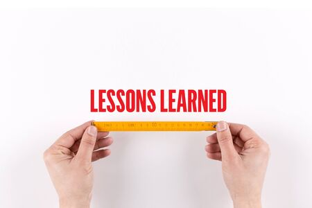 summarize: MEASURING LESSONS LEARNED
