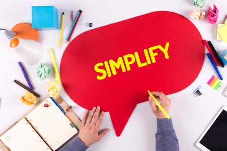 pragmatic: BUSINESS OFFICE ANNOUNCEMENT COMMUNICATION SIMPLIFY CONCEPT