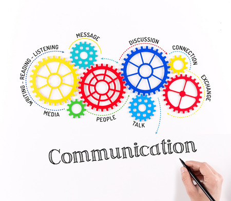 at communication: Gears and Communication Mechanism